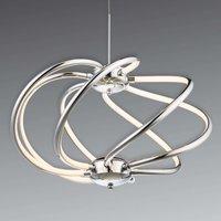Dynamically designed LED hanging light Samia