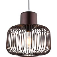 Industrial style hanging light Rodena
