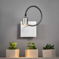 Lovi LED Wall Light with Flexible Arm Functional
