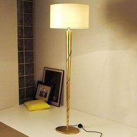 Noble floor lamp INNOVAZIONE   golden iron