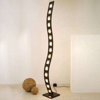 Extravagant floor lamp Lichtturm