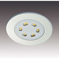 Flat LED recessed light R 55