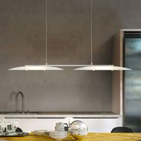 Beautifully shaped LED hanging light Sally