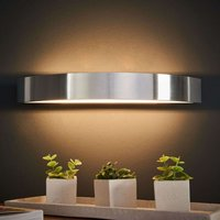 LED wall light Yona  aluminium  37 5 cm