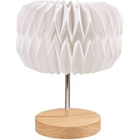 578164 table lamp with a paper lampshade