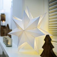 Paper star 578027  double layered  40 cm