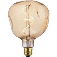 Eric E27 4 W filament LED bulb  amber