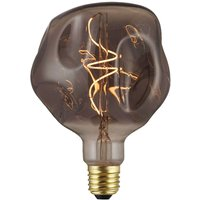 Eric E27 4 W filament LED bulb  smoky grey