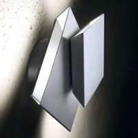 Futuristic Cubic LED wall light