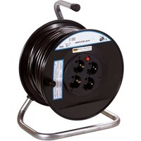 Plastic cable drum for indoors  25 m
