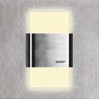 Duo Tango   LED recessed wall lamp  warm white