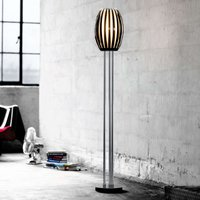 Tentacle floor lamp with three rods