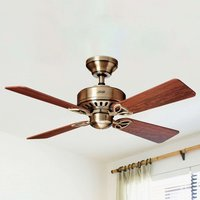 Hunter Bayport ceiling fan  rosewood oak
