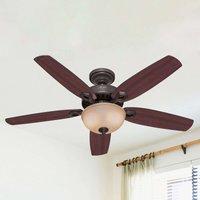 Hunter Builder Deluxe ceiling fan  bronze