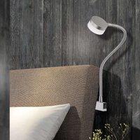 Adjustable LED clip on light Lug