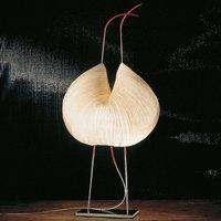 Original table lamp Poul Poul made of paper