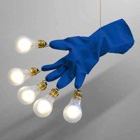 Ingo Maurer Luzy Take Five LED hanging light