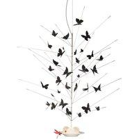 Ingo Maurer set of butterflies black