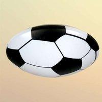 Football Ceiling Light Plastic