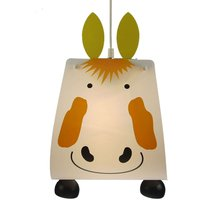 Cute hanging light HORSE for children s rooms
