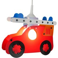 Fire Engine Pendant Light for Child s Room