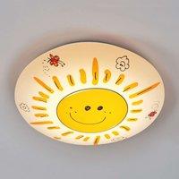 Radiant ceiling light Sunny