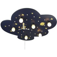 Little Prince ceiling light with night light