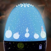 Magical Little Prince lantern with music box