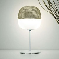 Afra table lamp with scattered light  63 cm