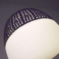 Net for table lamp Afra  black