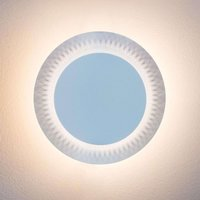 Atmospheric LED wall light Shine  white cover