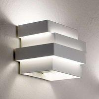 Escape Cube LED wall light  white