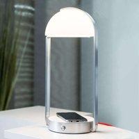 LED table lamp Brenda  inductive charging station