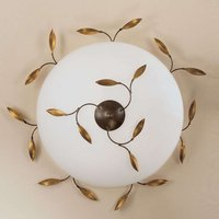 Two bulb ceiling light CAMPANA
