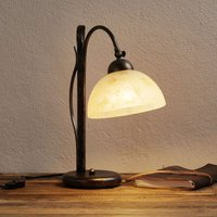 Hand painted table lamp DANA