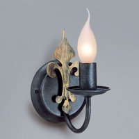 One bulb CASTELLO wall light