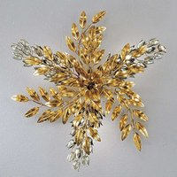 Ceiling light PIOGGIA D Oro