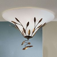 Ceiling light CAMPANA  two bulb 47 cm