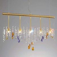 KOLARZ Stretta   gold plated hanging light