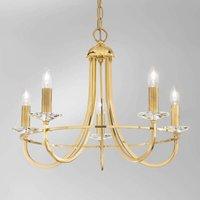 KOLARZ Imperial chandelier  five bulb