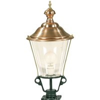 Path light K3b with copper top  green