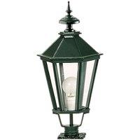 Pillar light K7b  green