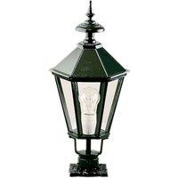 Pillar light K7c  green