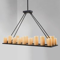 KARE Candle Light  20 bulb hanging light