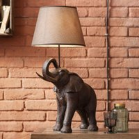 KARE Elephant Safari table lamp