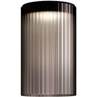 Kundalini Giass   LED ceiling light   30 cm  grey