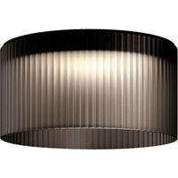 Kundalini Giass   LED ceiling light   50 cm  grey
