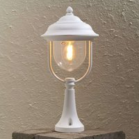 Pillar light Parma  white