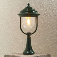 Pillar light Parma  green