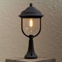 Pillar light Parma  black